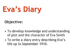 help me do my essay diary of eva smith   wwwwmestocardcom help me do my essay diary of eva smith
