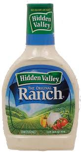 Image result for ranch dressing