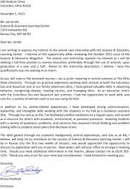 cover letters department of animal sciences cover letter examples