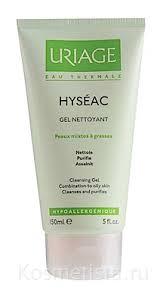 <b>Очищающий гель</b> для лица «Исеак» <b>Uriage</b> Hyseac Cleansing Gel ...