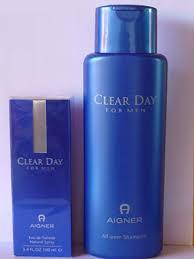 <b>Etienne Aigner Clear Day</b> For Men Eau De Toilette 100 ml + ...
