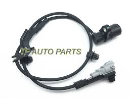 <b>A Pair Rear</b> L/R ABS Wheel Speed Sensor 89546-0K010 89545 ...
