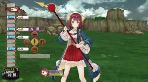 ps jrpg games a look at current and upcoming titles atelier sophie the alchemist of the mysterious book