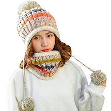 Annhoo 2019 Women Fashion New Beanie Hats ... - Amazon.com