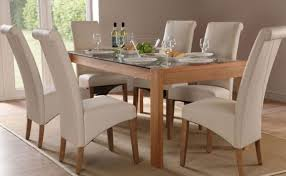 glass top dining table home amazing glass top for dining table modern wood interior home design in
