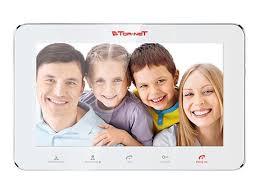 IP Монитор <b>видеодомофона Tornet TR-29 IP W</b>
