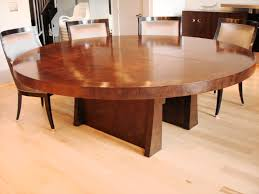 Solid Cherry Dining Room Table Oval Inspiration Dining Room Marvelous Rounded Wooden Gloss Veneer