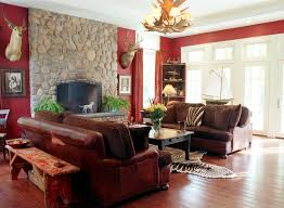 For Decorate A Living Room Decorated Rooms Ideas Monfaso