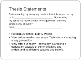 example of a research paper with a thesis statement  wwwyarkayacom