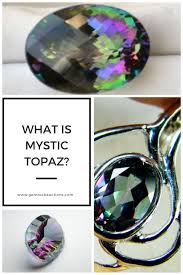 What is <b>Mystic Topaz</b> And How To Care For It | Gem Rock Auctions