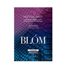 BLOM <b>Микроигольные патчи</b> с пептидом SYN-AKE для <b>области</b> ...