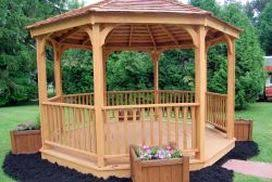 Summerhouse Building Plans   Summerhouse Blueprints   Tricks For    When you are using the right summer house plans  techniques and materials   square gazebo plans    Then drafting a square summerhouse in your backyard is