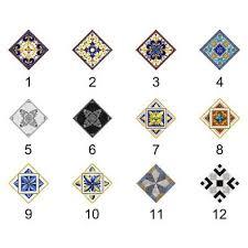 10pcs waterproof 3d diagonal tile sticker pvc removable wallpaper decorative floor stickers wall art decal home decor