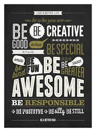 motivational print be kind be awesome be still office decor black retro wall art words of wisdom motivational wall art typography awesome inspirational office pictures full size