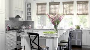 Gray And White Kitchen Designs Kitchen Design White Color Scheme Ideas Youtube