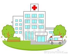 Image result for hospital free clip art