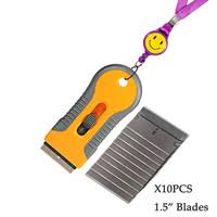 <b>Razor</b> scraper and blades