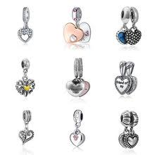 Compare prices on <b>925</b> Silver <b>Fashion</b> Heart Bracelet - shop the ...