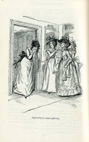 jane austen as a source for eighteenth century and regency women hugh thomson depicts marianne crying over willoughby