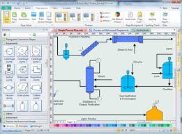 easy process and instrumentation drawing softwareprocess and instrumentation drawing software