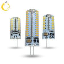 <b>10pcs</b>/<b>lot G4 G9</b> LED Lamp 3W 5W LED Bulb AC220V DC12V ...