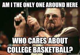 College Basketball Memes | Sports Fan Dog Collars via Relatably.com