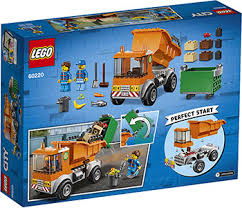 <b>Конструктор Lego Мусоровоз 60220</b> City Great Vehicles купить в ...