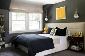 gray blue bedroom design photos 4 with charcoal gray walls paint color blue grey paint colors view