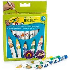 Купить набор <b>карандашей</b> Crayola <b>Толстые</b> для малышей (<b>8</b> шт ...