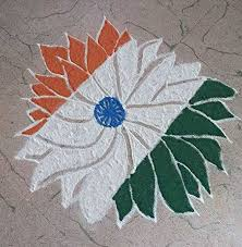 Top Ultimate Patriotic Independence Day Kolam Designs Images for free download