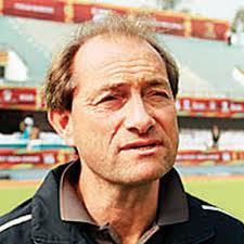 Chander Shekhar Luthra Roelant Oltmans Legendary Dutch coach Roelant Oltmans ... - 1859339