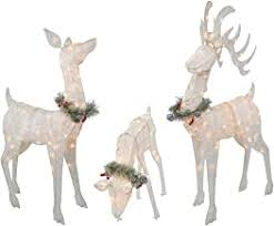 Christmas Deer Decorations - Amazon.com