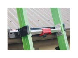Image result for ladder with safety brackets