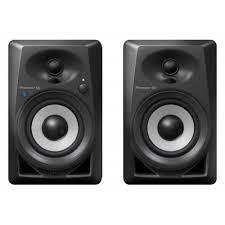 <b>PIONEER</b> DJ <b>DM</b>-<b>40BT</b> (PAIR) - Woodbrass.com