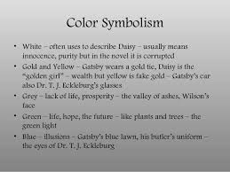 great gatsby symbolism essayin class notes on the great gatsby  great gatsby essay thesis