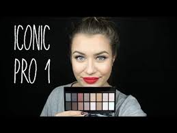 <b>Iconic Pro</b> 1 <b>Makeup Revolution</b> | Goodies.pl - YouTube