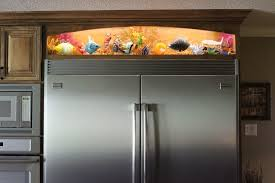 inspired led accent lighting faux aquarium lighting contemporary kitchen cabinet accent lighting