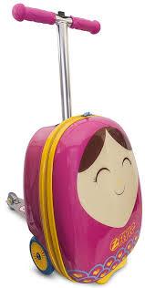 <b>Zinc Самокат</b>-<b>чемодан Betty ZC04092</b> купить в интернет ...