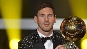 Messi makes it four FIFA <b>Ballon</b> d'Or wins in a row | UEFA ...