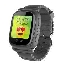 <b>Elari KidPhone 2</b> Smartwatch, <b>Black</b>, TFT,- Buy Online in Honduras ...