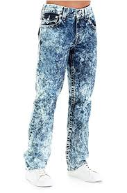 Buy Forever-<b>Youth</b> Men's <b>Cotton Slim</b>-<b>fit</b> Stone-wash Jeans (Indigo ...
