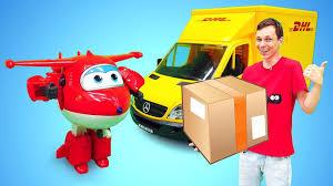 Машинка Брудер МЕРСЕДЕС! Доставка грузов игрушкам из ...