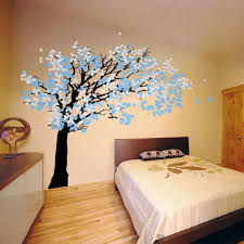 Wall Mural Ideas Wall Shelves - Bedroom wall murals ideas