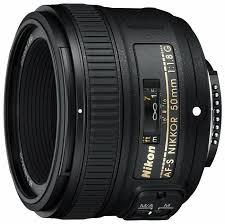 <b>Объектив Nikon</b> 50mm f/1.8G AF-S <b>Nikkor</b> — купить по выгодной ...