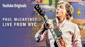 <b>Paul McCartney</b>: Live from NYC - YouTube
