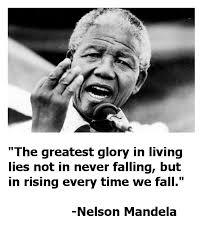Quotes - Nelson Mandela on Pinterest | Nelson Mandela Quotes ... via Relatably.com