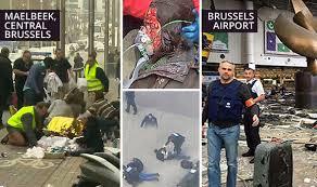 「2016年ブリュッセル爆発」の画像検索結果