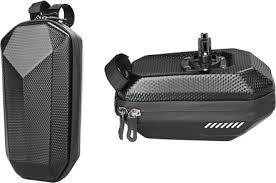 2x Bicycle Bag Hard Case Waterproof <b>Front</b> Bag <b>Hanging</b> Bag ...