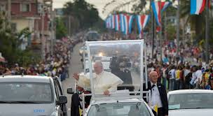 Image result for pope tour 2015 Cuba