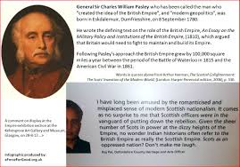 our commemorative photos designs and slogans general sir charles pasley the scot who created the idea of the british empire